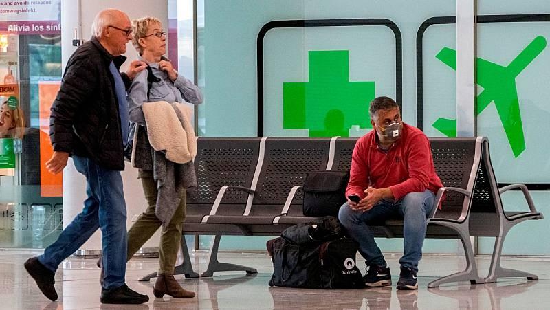 Estudiar en el extranjero, una actividad paralizada por el coronavirus