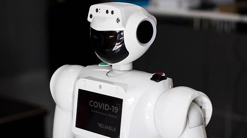 La inteligencia artificial, un nuevo modo de combatir el coronavirus