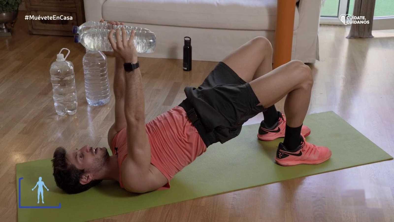 Muévete en casa - Programa 61 (Combat, cardio y abdomen) - ver ahora