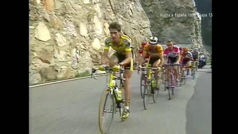 Ciclismo - Vuelta a España 1999 13ª etapa: Sort - Ordino Arcalis - ver ahora