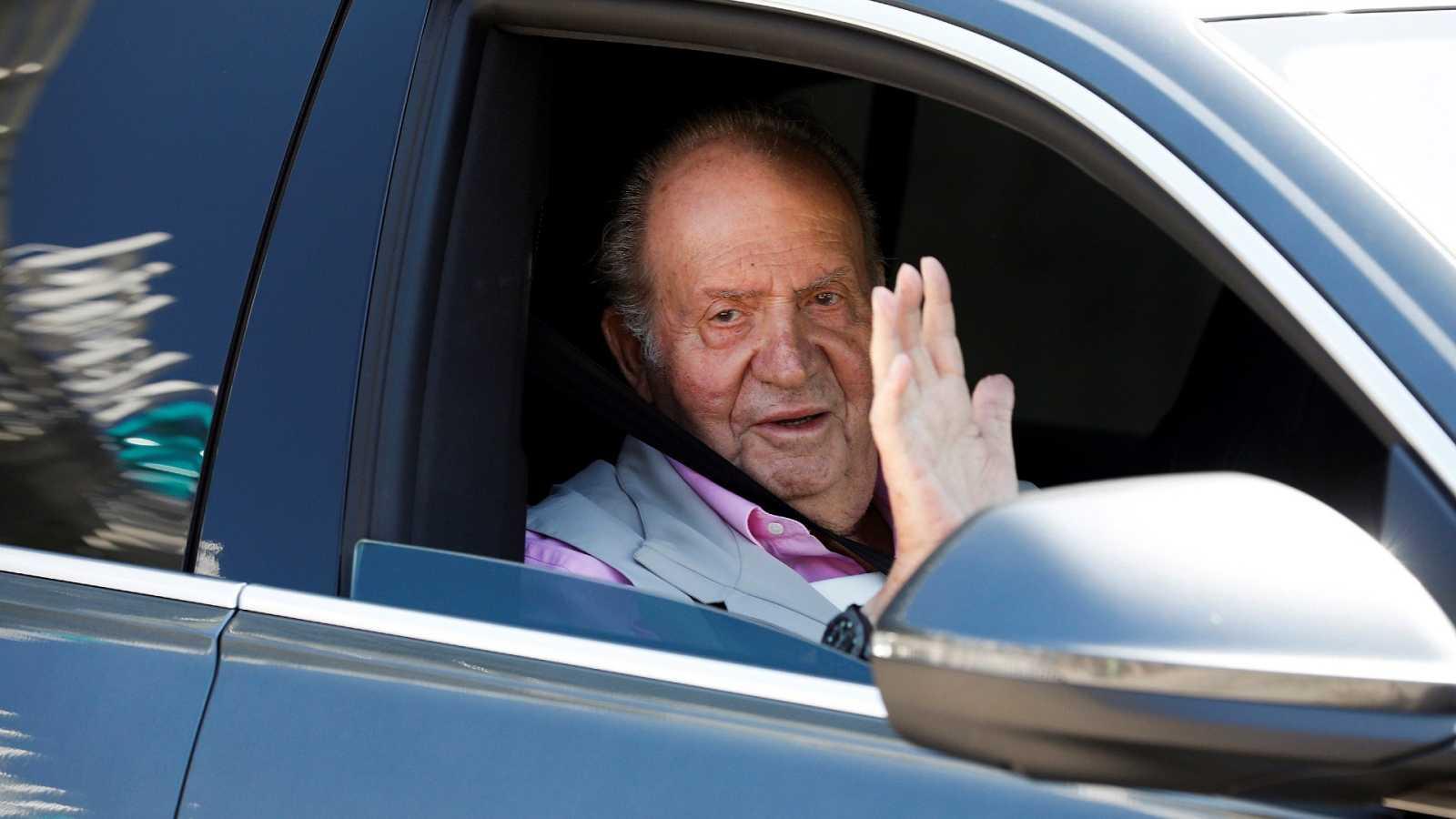Los letrados del Congreso rechazan que se investigue al rey Juan Carlos