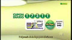 Sorteo ONCE - 15/06/20