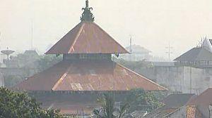 El volcán como metáfora. Indonesia