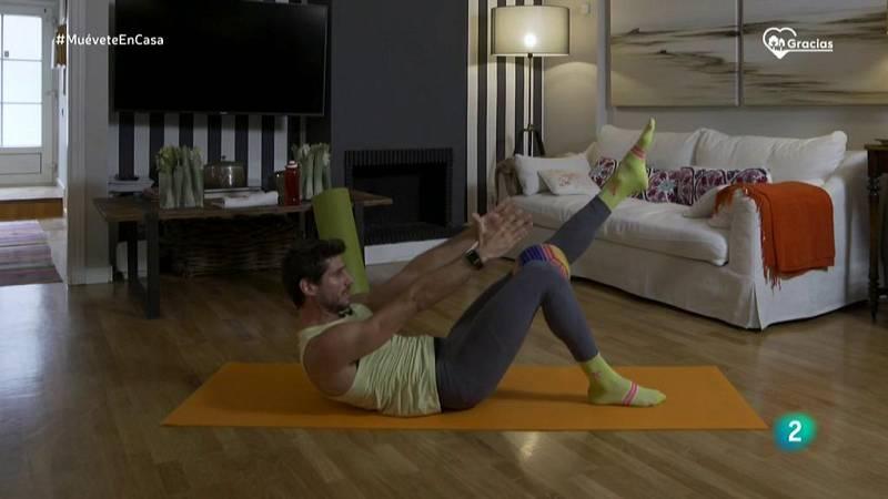Muévete en casa - Pilates II
