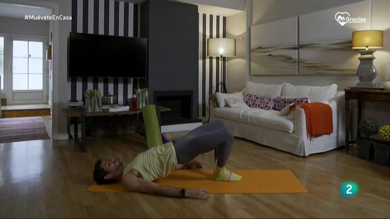 Muévete en casa - Pilates I