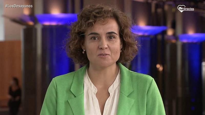 Los desayunos de TVE - Dolors Montserrat, portavoz del PP en el PE, y José Manuel Franco, delegado del Gobierno en Madrid - ver ahora