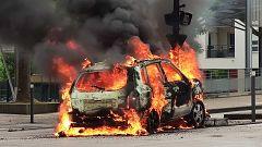 Disturbios en Dijon por un ajuste de cuentas
