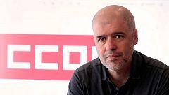 """Unai Sordo, secretario general de CCOO: """"ERTEs habrá y vamos a ver si somos capaces de mejorarlos"""""""
