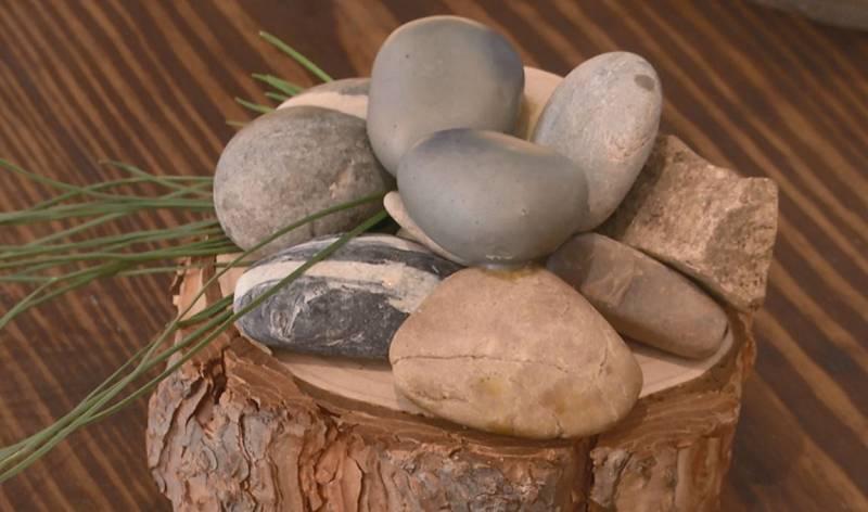 Piedras que se comen