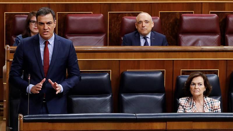 Sánchez anuncia una ceremonia de Estado en homenaje a las víctimas del coronavirus el 16 de julio