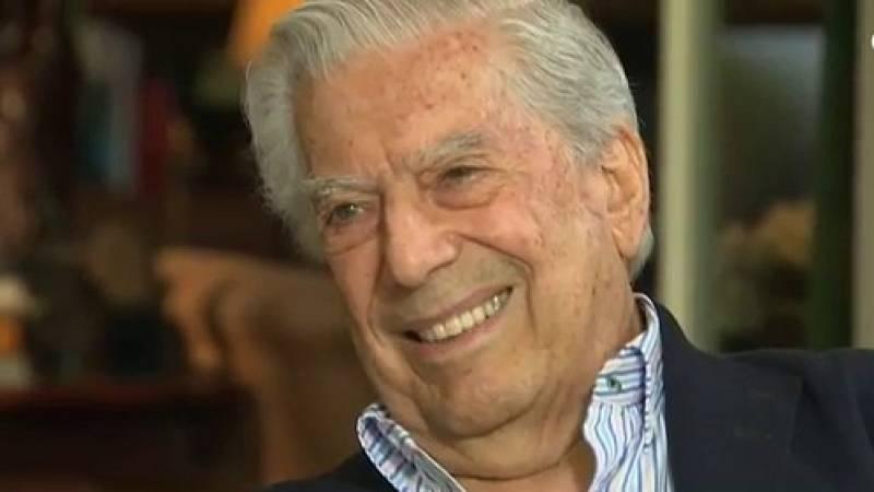 Mario Vargas LLosa publica 'Medio siglo con Borges', un libro dedicado al autor argentino