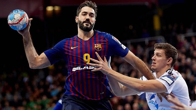 Raúl Entrerríos seguirá un año más en el Barcelona