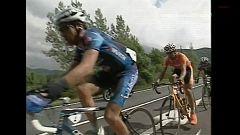 Ciclismo - Vuelta a España 2005. 11ª etapa: Andorra - Cerler