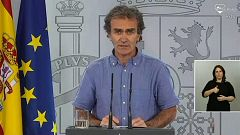 Especial informativo - Coronavirus. Comparecencia de Fernando Simón - 17/06/20