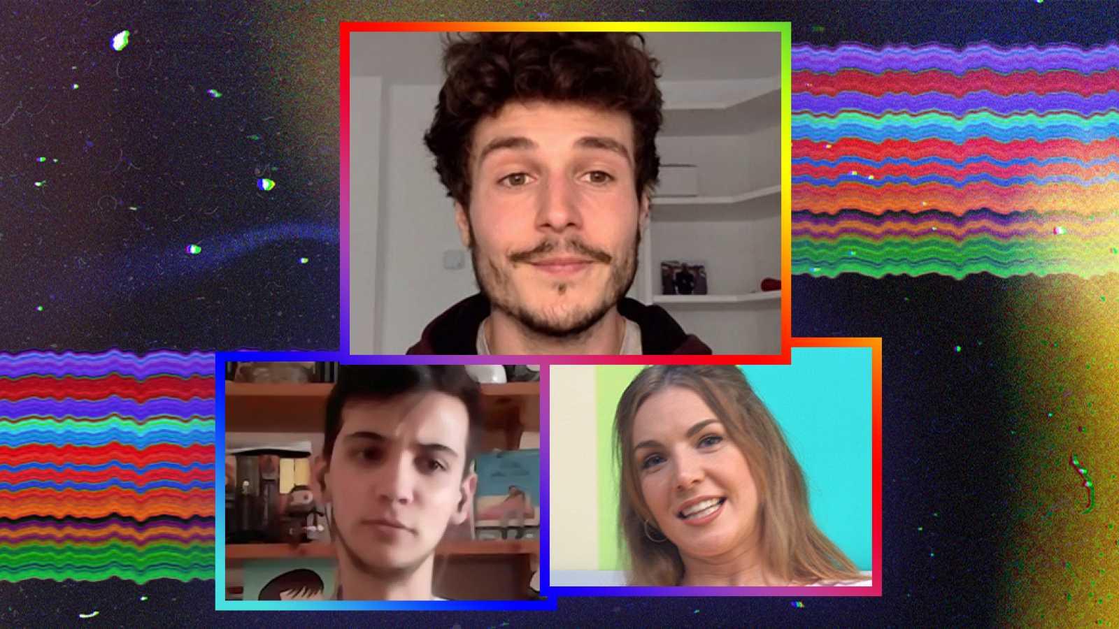 OK Playz - OK Playz con Miki Núñez, Inés Hernand y Dave Zulueta
