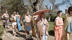 Arqueomanía - Escuela de gladiadores