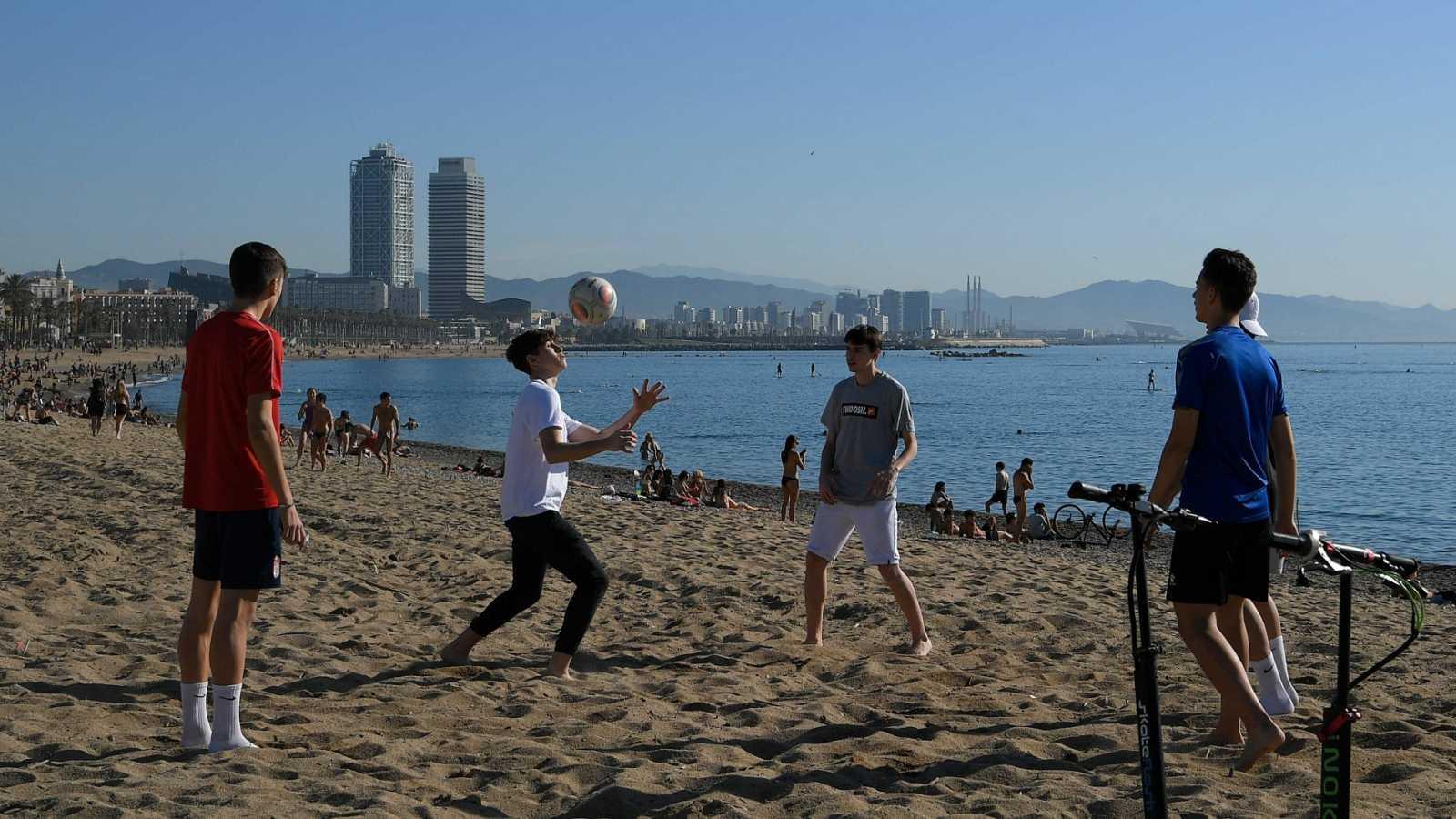 Barcelona y Lleida pasarán este jueves a la Fase 3 de la desescalada
