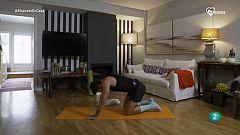 Muévete en casa - ¡Trabajo corto pero intenso de piernas y abdomen!