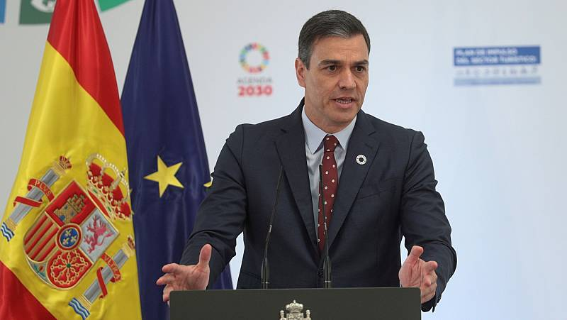 """Pedro Sánchez: """"Los ERTE han venido para quedarse"""""""