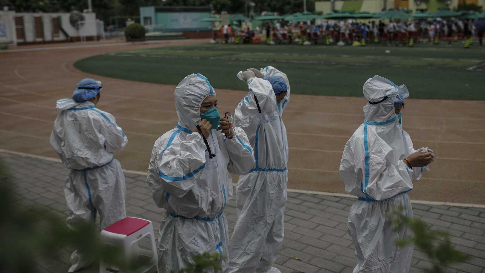 Las autoridades chinas declaran controlado el brote detectado en Pekín