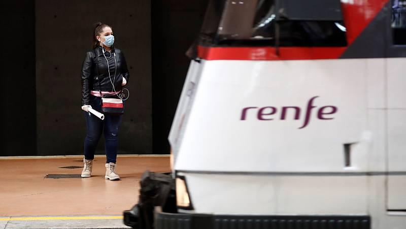 Renfe pone a la venta su oferta de AVE para la nueva normalidad