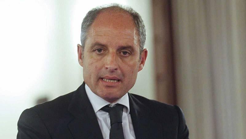 Camps niega haber tenido trato con la trama Gürtel y acusa a la Fiscalía de perseguirle