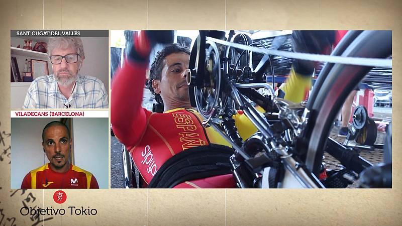 Objetivo Tokio - Programa 88: Ciclismo paralímpico - ver ahora