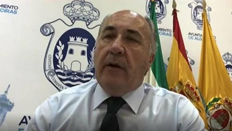"""El alcalde de Algeciras sobre el brote en un hostal: """"Se está investigando que no haya ningún contagio más"""""""