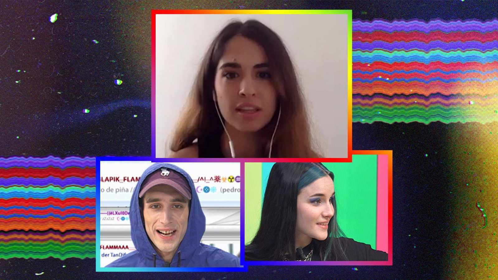 OK Playz - OK Playz con Anaju, Rizha y Pedro LaDroga