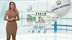 Lotería Nacional + La Primitiva + Bonoloto - 18/06/20
