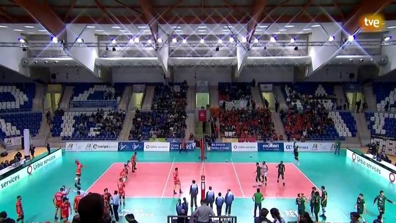 Voleibol - Copa del Rey 2020. Final: Unicaja Almeria - CV Teruel. Desde Palma de Mallorca - ver ahora