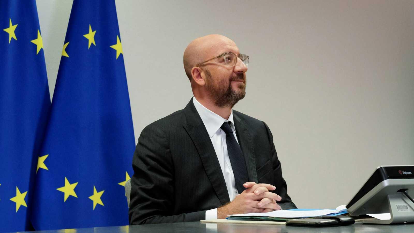 Los líderes de la UE se citan en julio tras constatar sus diferencias sobre el plan de reconstrucción