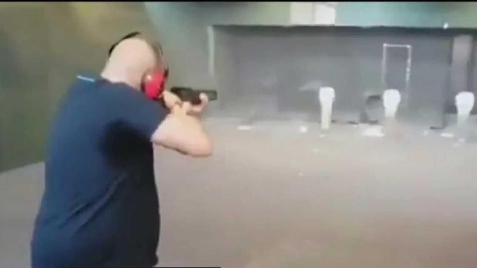 La Guardia Civil detiene a un exmilitar como autor de los disparos a las fotos de Sánchez e Iglesias