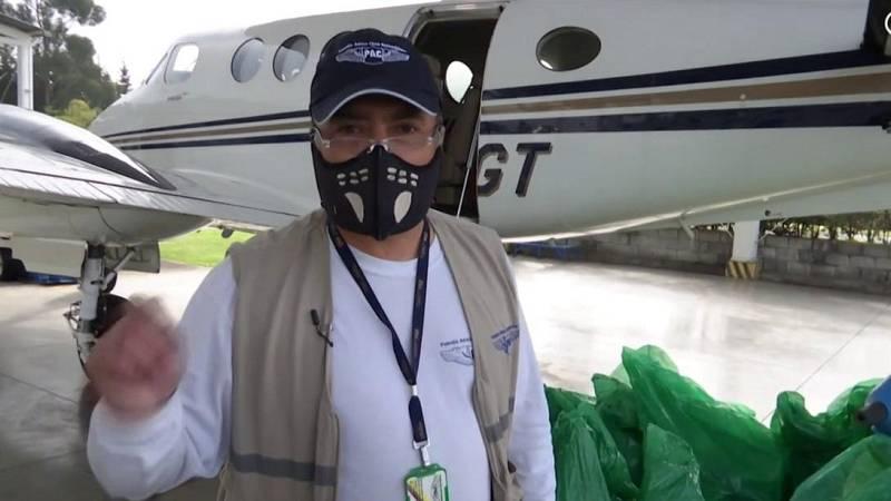 La Patrulla Aérea Civil, el equipo de voluntarios que lleva ayuda médica a las zonas más aisladas de Colombia