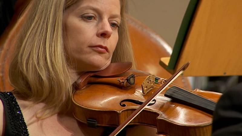 Los conciertos de La 2 - Integral Sinfonías de Beethoven. Día de la música. Sinfonías 5ª y 6ª - ver ahora