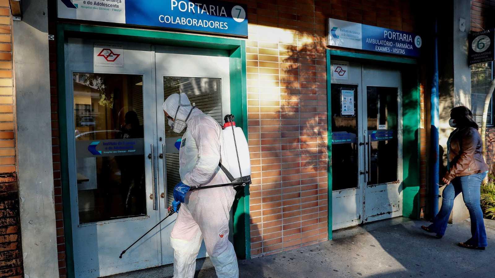 Brasil supera el millón de casos confirmados de coronavirus