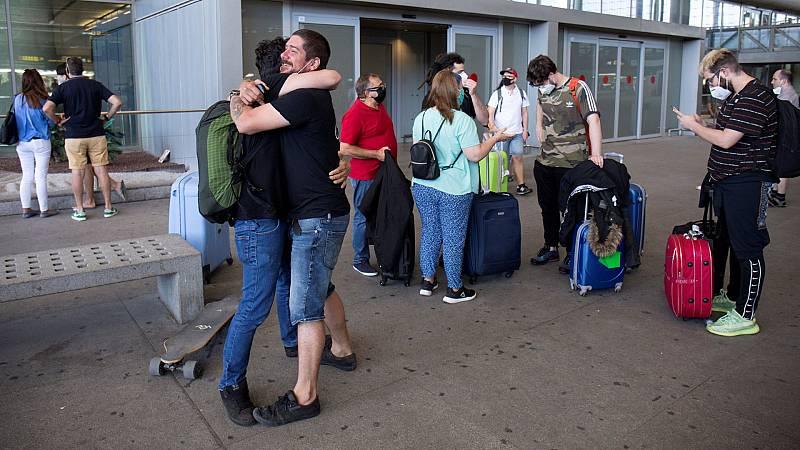 Viajes en la nueva normalidad: 800 kilómetros en busca de un reencuentro
