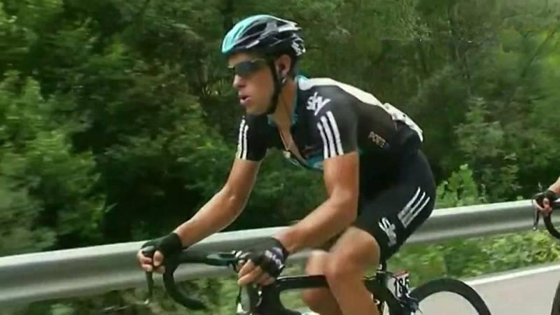 Ciclismo - Vuelta a España 2012. 8ª etapa: Lleida - Andorra (Collada de La Gallina) - ver ahora