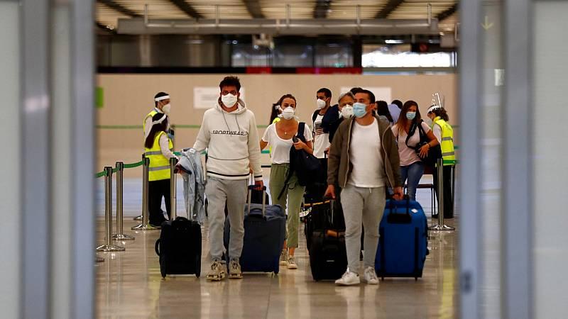 España recupera la movilidad y la llegada de viajeros desde Europa