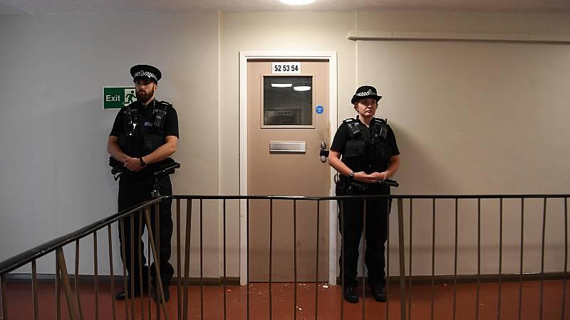 La Policía detiene al presunto autor del apuñalamiento masivo en la ciudad inglesa de Reading