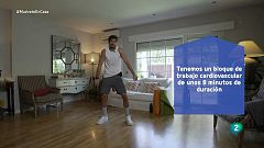 Muévete en casa - ¡Body combat con Cesc Escolà!