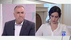 """Ayuso: """"Es mentira que en Madrid se haya primado la vida de una persona sobre otra por discapacidad o edad"""""""