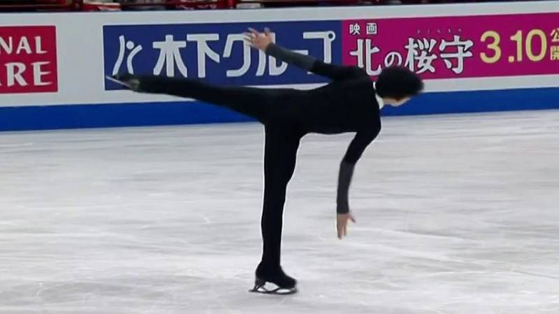 Patinaje artístico - Campeonato del mundo 2018. Programa libre masculino - ver ahora