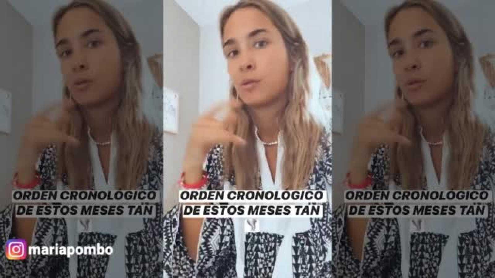 María Pombo confirma que tiene esclerosis múltiple