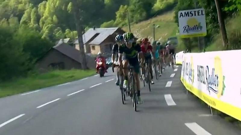 Ciclismo - Vuelta a España 2016. 14ª etapa: Urdax - Aubisque - ver ahora