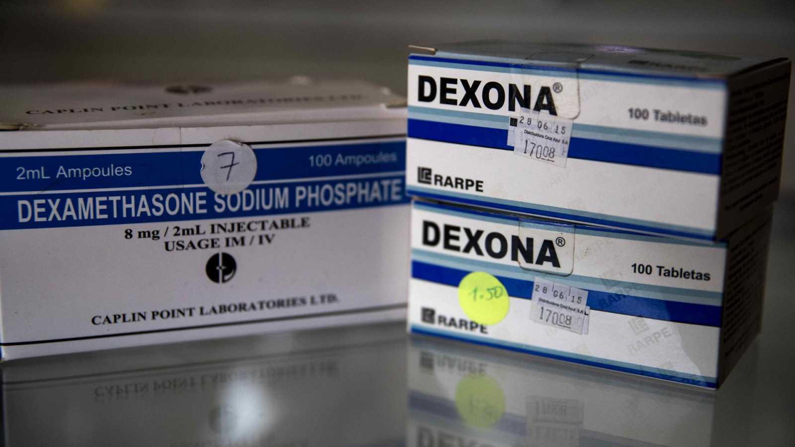 La OMS urge a incrementar la producción y la distribución masiva de la dexametasona