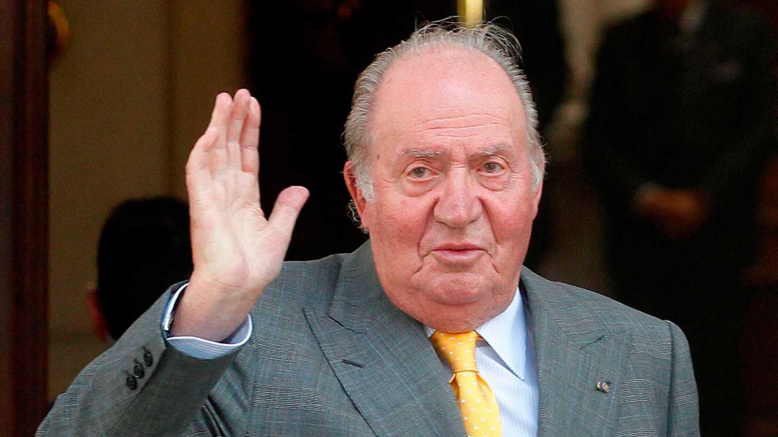 El rey Juan Carlos dejará de percibir 161.000 euros de su asignación