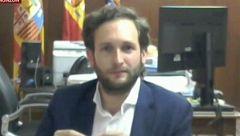 """Isaac Claver, alcalde de Monzón (Huesca), sobre el rebrote: """"Tenemos localizadas a las familias y están bien"""""""