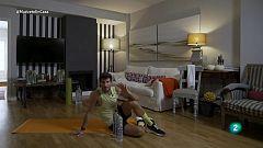 Muévete en casa - Bloque 3: Fuerza de abdomen