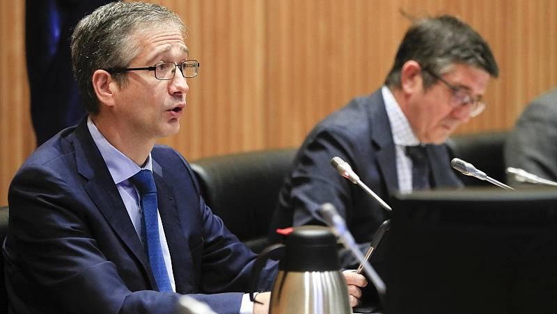 El Banco de España aboga por mantener los ERTE